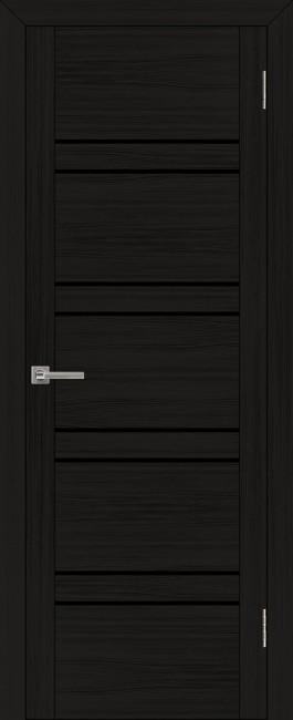 """Фото -   Межкомнатная дверь """"30026"""", по, шоко велюр     фото в интерьере"""
