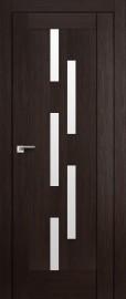 """Межкомнатная дверь """"30X"""", по, венге мелинга"""