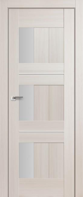 """Межкомнатная дверь """"35X"""", по, эш вайт мелинга"""