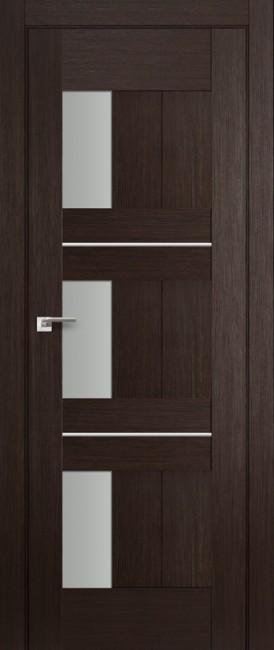 """Межкомнатная дверь """"35X"""", по, венге мелинга"""