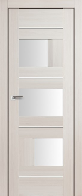 """Межкомнатная дверь """"39X"""", по, эш вайт мелинга"""