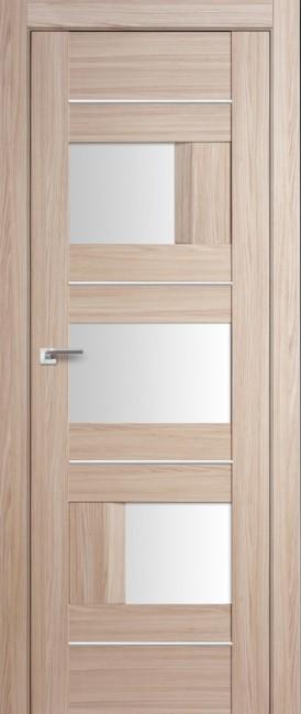 """Межкомнатная дверь """"39X"""", по, капучино мелинга"""