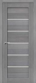 """Межкомнатная дверь """"Порта-22"""", по, 3D Grey"""