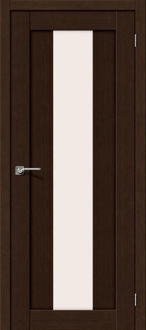 """Фото -   Межкомнатная дверь """"Порта-25"""", по, 3D Wenge     фото в интерьере"""