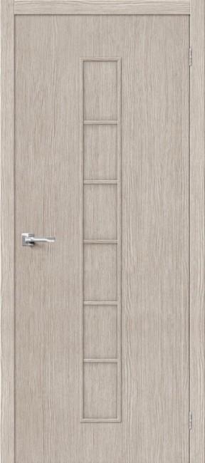 "Межкомнатная дверь ""Тренд-11"", пг, 3D Cappuccino"