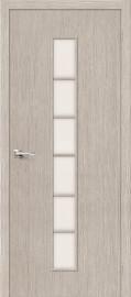 """Межкомнатная дверь """"Тренд-12"""", по, 3D Cappuccino"""