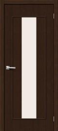 """Межкомнатная дверь """"Тренд-25"""", по, 3D Wenge"""