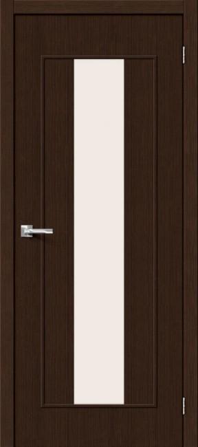 """Фото -   Межкомнатная дверь """"Тренд-25"""", по, 3D Wenge     фото в интерьере"""