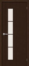 """Межкомнатная дверь """"Тренд-4"""", по, 3D Wenge"""
