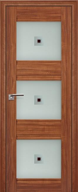 "Межкомнатная дверь ""4х"", по, орех амари"