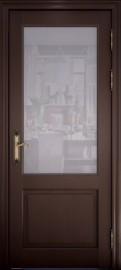 """Межкомнатная дверь """"40004"""", по, дуб французский"""