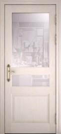 """Межкомнатная дверь """"40006"""", по, ясень перламутр"""