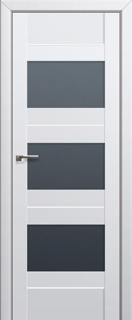 Фото -   Межкомнатная дверь 41U,  аляска   | фото в интерьере