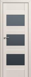 Межкомнатная дверь 41U, магнолия сатинат