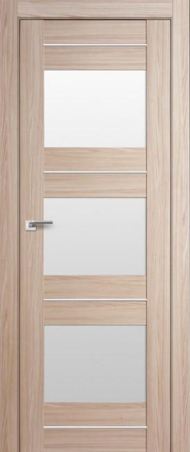 """Межкомнатная дверь """"41X"""", по, капучино мелинга"""