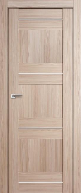 """Межкомнатная дверь """"42X"""", пг, капучино мелинга"""