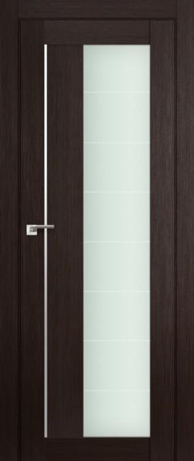 """Межкомнатная дверь """"47X"""", по, венге мелинга"""