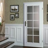 Двери ПВХ Белые