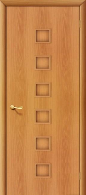 """Межкомнатная дверь """"Квадраты"""", пг, миланский орех"""