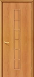 """Межкомнатная дверь """"Лесенка"""", пг, миланский орех"""