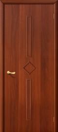 """Межкомнатная дверь """"Диадема"""", пг, итальянский орех"""