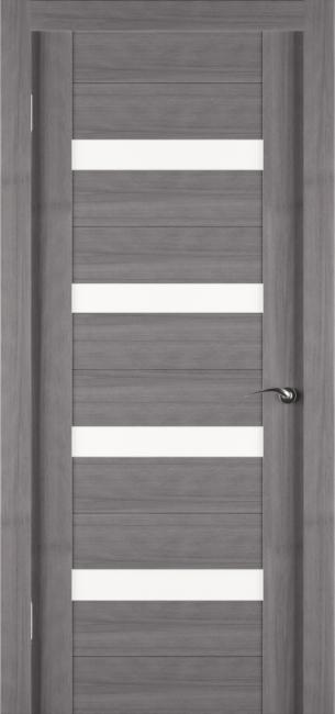 Фото -   Межкомнатная дверь Zadoor ПО ECO 5 Грей     фото в интерьере