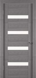 Фото -   Межкомнатная дверь Zadoor ПО ECO 5 Грей   | фото в интерьере