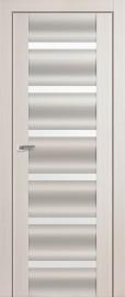 """Межкомнатная дверь """"57X"""", по, эш вайт мелинга"""