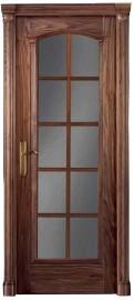 """Межкомнатная дверь """"Master 595"""", по, американский орех"""