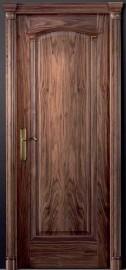 """Межкомнатная дверь """"Master 595"""", пг, американский орех"""