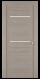 Фото -   Межкомнатная дверь Zadoor ПО ECO 6 Беленый Дуб   | фото в интерьере