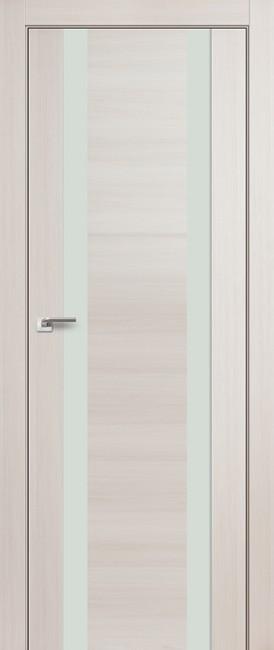 """Межкомнатная дверь """"63X"""", по, эш вайт мелинга"""