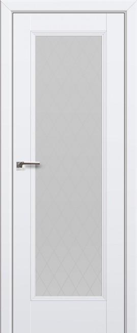 Фото -   Межкомнатная дверь 65U, аляска   | фото в интерьере