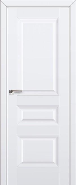Фото -   Межкомнатная дверь 66U, аляска   | фото в интерьере