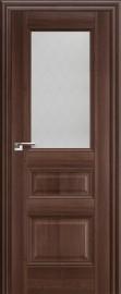 """Межкомнатная дверь """"67х"""", по, орех сиена"""