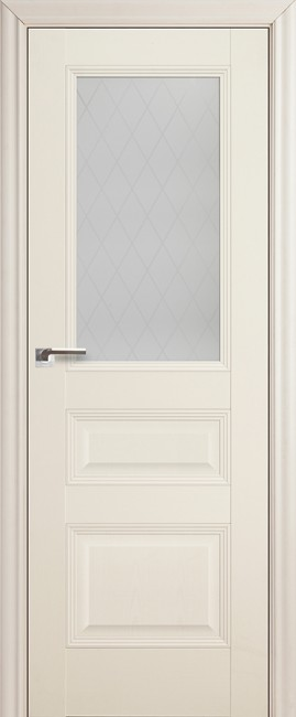"""Межкомнатная дверь """"67х"""", по, эш вайт"""