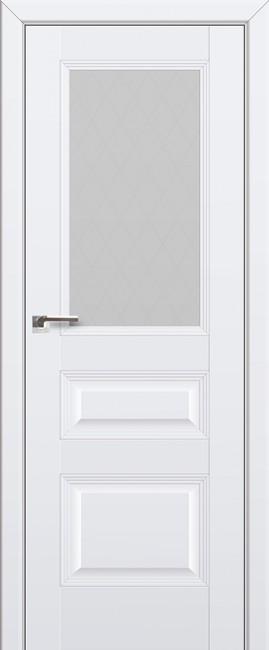 Фото -   Межкомнатная дверь 67U, аляска   | фото в интерьере