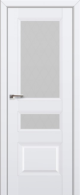 Фото -   Межкомнатная дверь 68U, аляска   | фото в интерьере