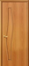 """Межкомнатная дверь """"Волна"""", пг, миланский орех"""