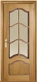 "Межкомнатная дверь ""Luvistil 736"", по, дуб мореный"
