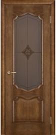 """Межкомнатная дверь """"Премьера"""", по, каштан"""