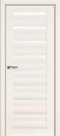 Фото -   Межкомнатная дверь 76L,  магнолия люкс   | фото в интерьере