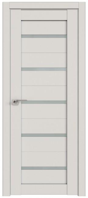 Межкомнатная дверь 7U, ДаркВайт