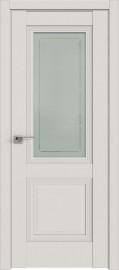 Фото -   Межкомнатная дверь 81U, ДаркВайт   | фото в интерьере