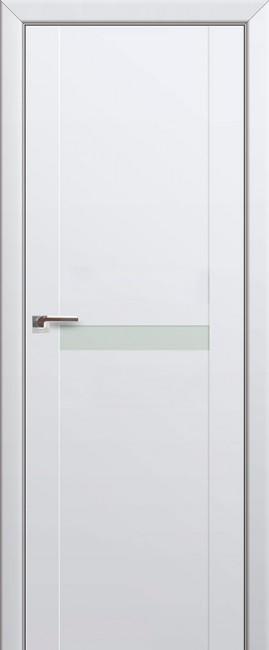 Фото -   Межкомнатная дверь 86U, аляска   | фото в интерьере