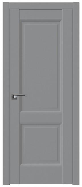 Фото -   Межкомнатная дверь 91U, манхэттен   | фото в интерьере