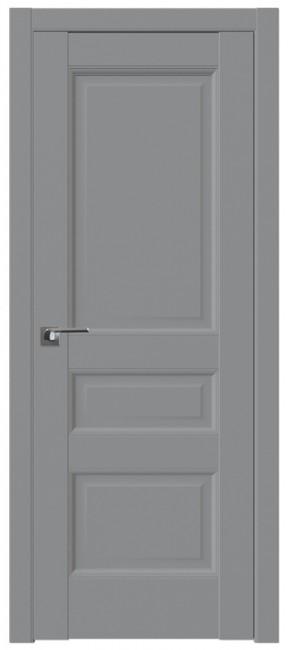 Фото -   Межкомнатная дверь 95U, манхэттен   | фото в интерьере