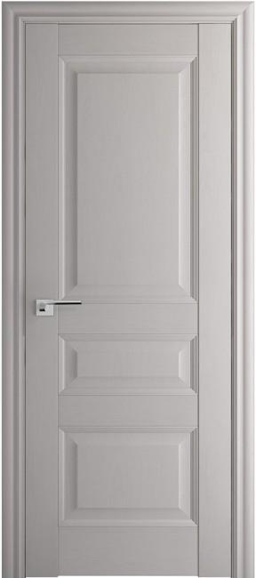 Фото -   Межкомнатная дверь 95X, пг, Пекан белый   | фото в интерьере