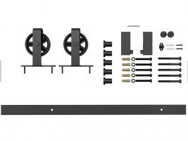 Комплект для раздвижной двери амбарного типа Лофт А-5