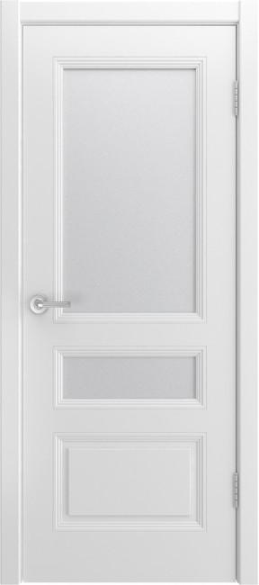 "Межкомнатная дверь ""Bellini-555"", по, белый"